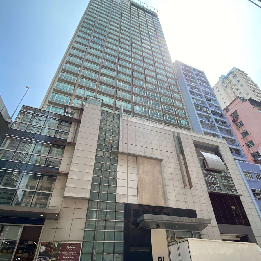Jen Hong Kong Hotel (Former: Traders Hotel)